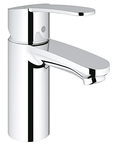 Eurostyle Cosmopolitan Centerset Single-Handle Single-Hole Low Arc Bathroom Faucet - Grohe Bathroom Sink