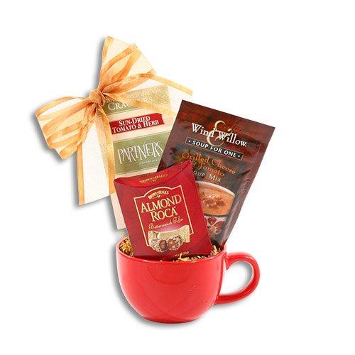 Soup for One Christmas Gift Basket