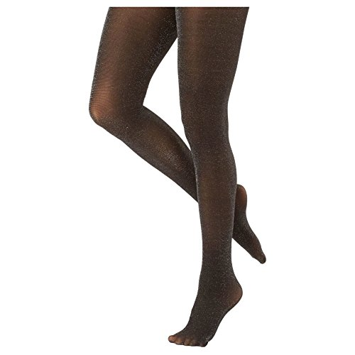 Price comparison product image Black Sparkle Adult Tights, One Size Fits Most