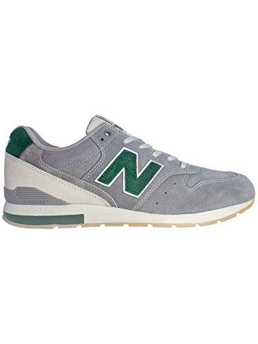 Calzado deportivo para hombre, color gris , marca NEW BALANCE, modelo Calzado Deportivo Para Hombre NEW BALANCE MRL996 NA Gris Blanco-Gris-Verde