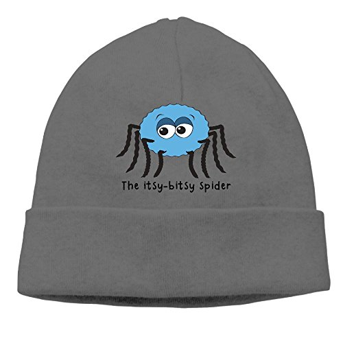 HG&&GH Itsy-Bitsy Spider Cycling Men & Women Beanie Hats Sweat Wicking Beanie Cap For Men Women