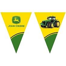 John Deere Flag Banner