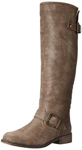 Madden Girl Womens Cactuss Boot,Brown Paris,8 M US / Shoes