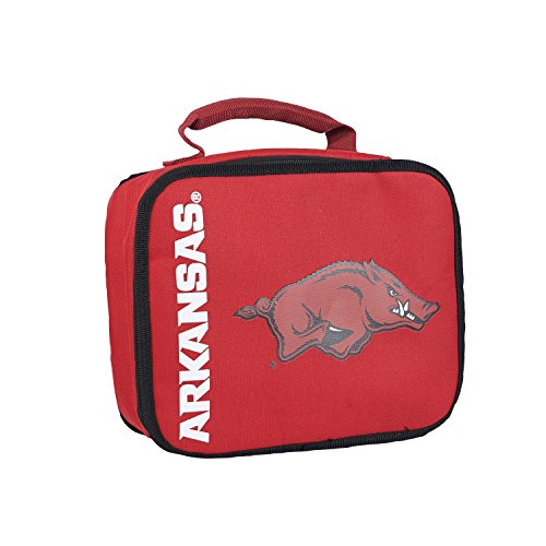 y Officially Licensed NCAA Arkansas Razorbacks Sacked Lunch Cooler ()