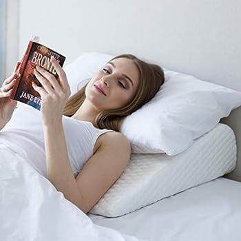 Amazon Com The Wellness Wedge Your Mattress Elevation