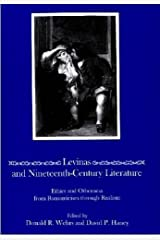 Levinas and Nineteenth-Century Literature: Ethics and Otherness from Romanticism Through Realism Hardcover