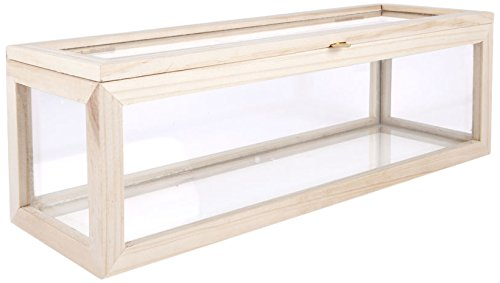 Kikkerland OR86 Small Glass Storage (Deco Storage Box)