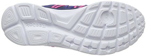 Purple Bd5578 pigment Pink Royal 35 poison Eu Slate blu Sneakers running Reebok Trail w Femme Bleu adzv7fxw