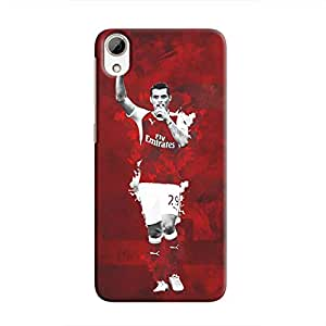 Cover It Up - Granit Xhaka Red Desire 826 Hard Case
