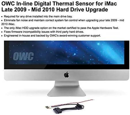OWC Cable de actualización HDD del Sensor térmico Digital en línea ...