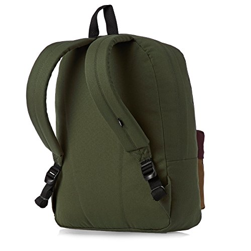 Vans OLD SKOOL II BACKPACK Rucksack, 42 cm, 22 liters, Mehrfarbig (Classic Camo) Mehrfarbig (Grape Leaf Colorblock)