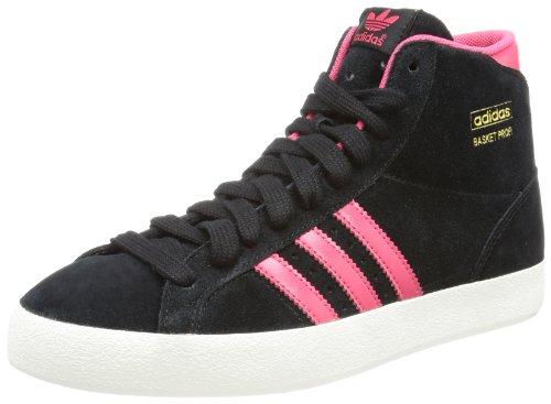 Alta Pro Rosa Basket Negro Zapatilla Mujer Adidas tUxqwTRn