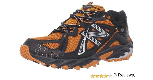 New Balance Mt610, Zapatillas de Running para Hombre, Or Black ...