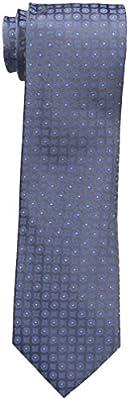 Calvin Klein Men's Classic Windowpane Tie