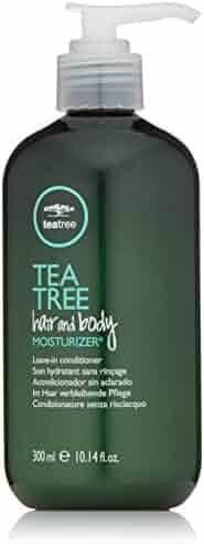 Tea Tree Hair and Body Moisturizer, 10.14 Fl Oz