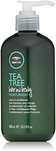 Tea Tree Hair and Body Moisturizer, 10.14 Fl Oz