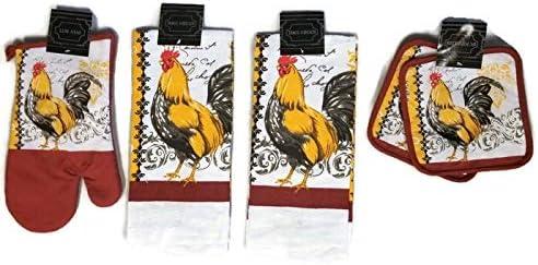 HomeConcept Rooster Designer Kitchen Holders product image