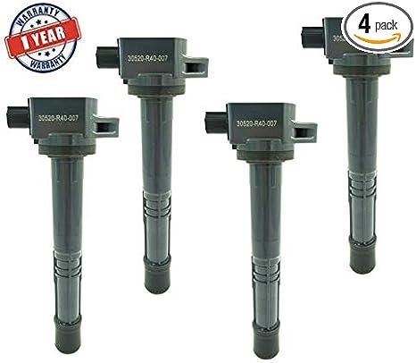 Online Automotive RNMEG18 1001-OLACU1008 Premium Ignition Coil Set