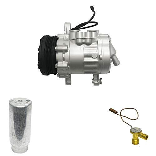Metro Compressor A/c - RYC Remanufactured AC Compressor Kit KT DB85
