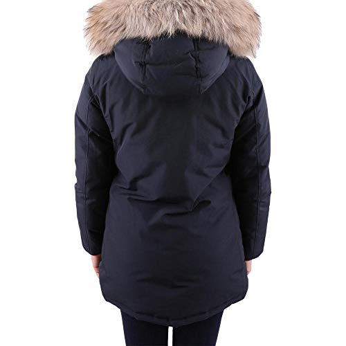 Navy Parka Cotone In Dark Misto Arctic WAX4nAq