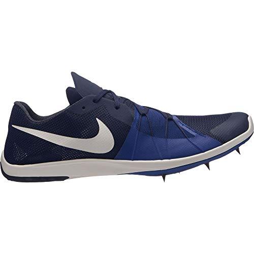 気配りのあるモルヒネ必要とする(ナイキ) Nike メンズ 陸上 シューズ?靴 Nike Zoom Forever XC 5 Track and Field Shoes [並行輸入品]