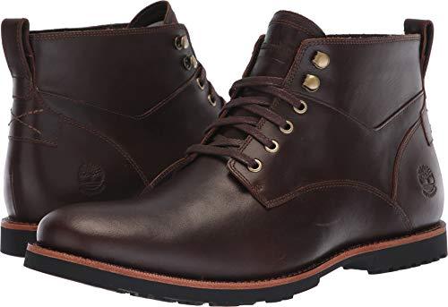 Timberland Kendrick Waterproof Chukka Boot - Men's Dark Brown Full Grain, 12.0