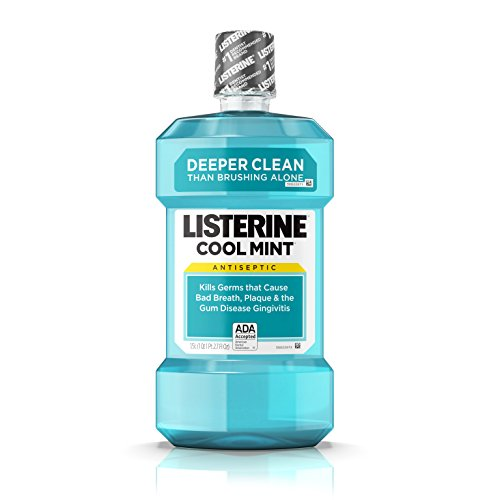 Top 10 recommendation listerine mouthwash 1.5 liter cool mint for 2019