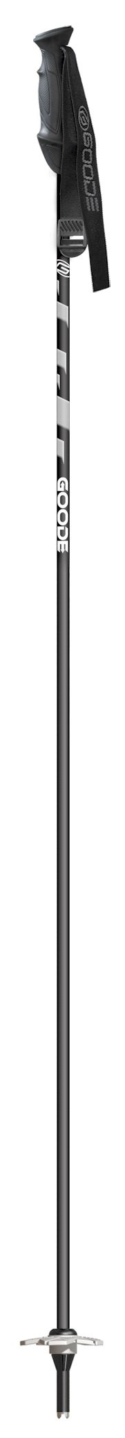 Goode G-Max Pole with Patented Composite Fiber shaft, Summit Silver, 50-Inch/125cm by Goode