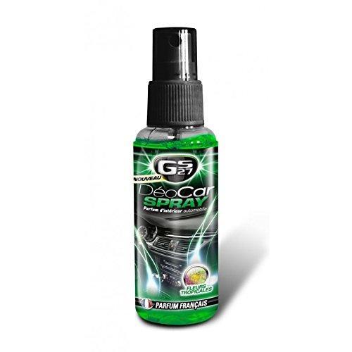 70off Deocar Spray 75 Ml Parfum Voiture Senteur Fleurs Tropicales
