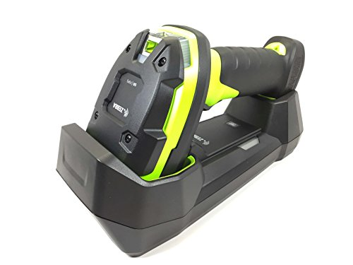 Zebra DS3678-SR Ultra-Rugged Cordless 2D/1D Barcode Scanner/Linear Imager Kit, Bluetooth, FIPS, Vibration Motor, Includes Cradle, Power Supply and Heavy-Duty Shielded 7 ft USB Cable (CBA-U42-S07PAR) by Zebra Technologies (Image #7)