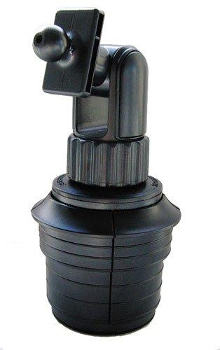 i.Trek Garmin Nuvi GPS Cup Holder Mount with 17mm Garmin Bal