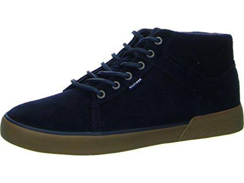 Tommy Hilfiger Herren W2285illis 2bs High-Top Blau