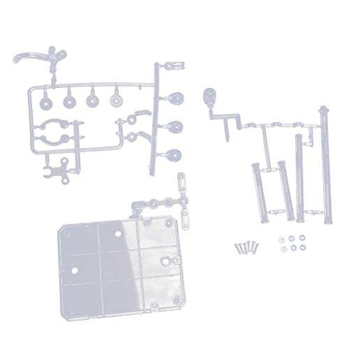 Action Figure Model Base Display Stand Bracket Holder for 1//144 HG//RG Gundam SG