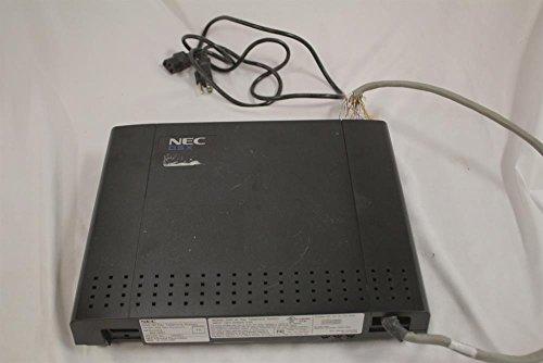 NEC DSX-40 DX7NA-40M 1090001 4 Analog (FXO) CO Line by 8 Digital Station by 2 Analog (FXS) Station KSU