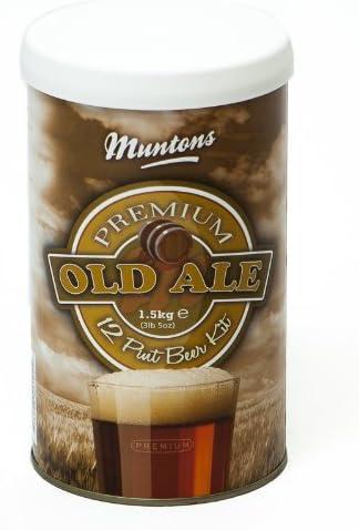 Kit cerveza Old Ale munton' S Premium