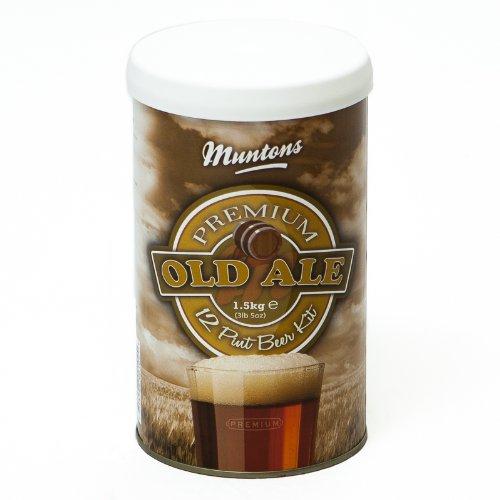 Muntons Old Ale 1, 5kg Bierkit/Braukit zum Bierbrauen