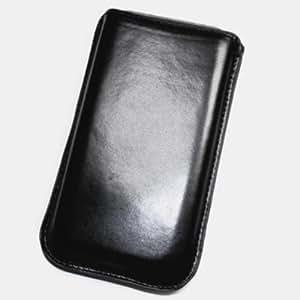 Funda de protección de piel sintética para Huawei U8850 XL Vision