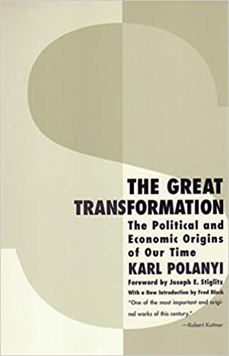 The Political and Economic Origins of Our Time The Great Transformation