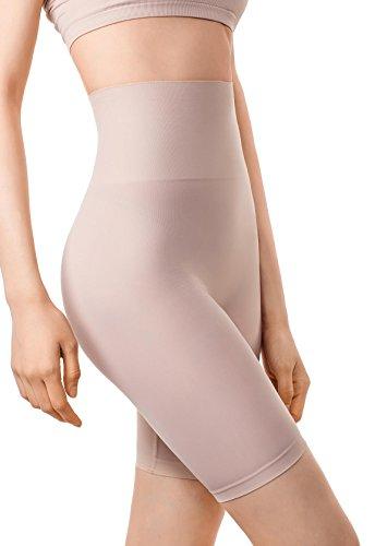 MD Best Shapewear Body Shaper Mieder Hose Miederwaren Miederhöschen Miederkleid Hell Hautfarbe S