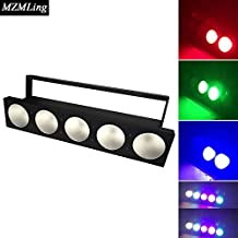 5*12w RGBW 4-In-1 Matrix Light Led Wall Wash Light DMX512 Washer Led Outdoor /Flood Light DJ /Bar /Party /Show /Stage Light