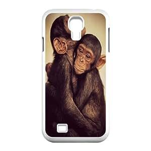 Clzpg New Design SamSung Galaxy S4 I9500 Case - Orangutan diy plastic case