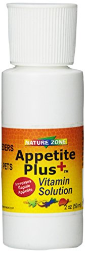 Nature Zone SNZ59231 Appetite Plus Reptile Concentrated Solution, 2-Ounce by Nature Zone