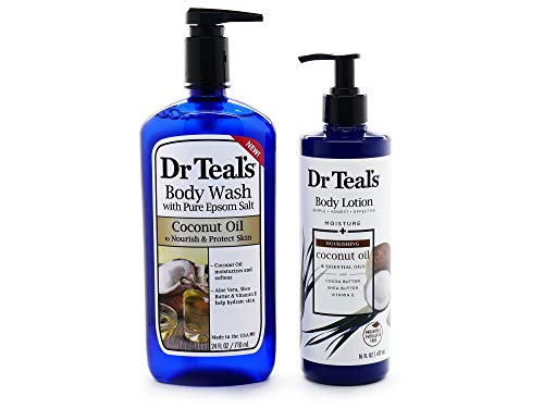 Dr Teals Coconut Body Wash