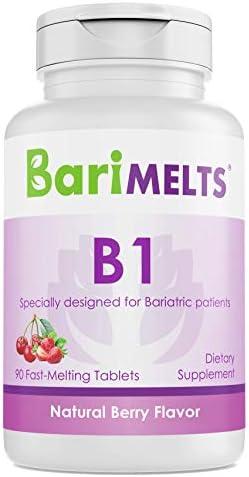 BariMelts Dissolvable Bariatric Vitamins Natural product image