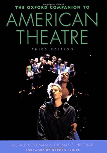 Oxford Companion to American Theatre