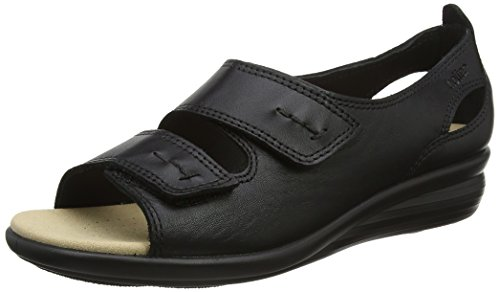 reliable cheap online Hotter Women's Florence Open-Toe Sandals Black (Black) wide range of online outlet largest supplier buy cheap Inexpensive od3Do
