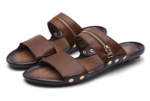 Estate nuova tendenza della parola uomini di trascinamento spiaggia di spiaggia scarpe casual scarpe da uomo , 1 , 41