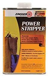 Paint Remover and Stripper, 1 qt.