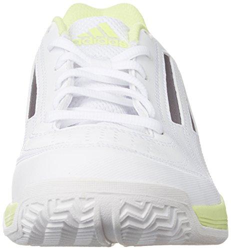 adidas Sonic Attack W - Zapatillas para mujer Blanco / Plata / Amarillo