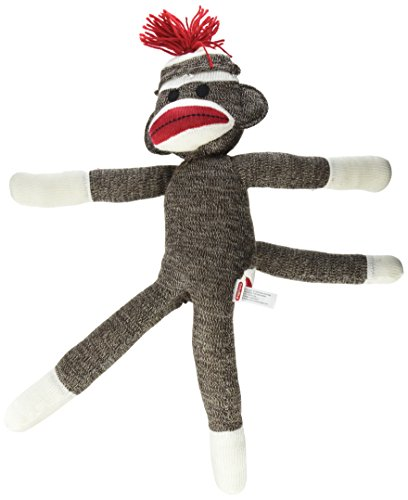 Schylling Sock Monkey (Sock Toy Monkey)